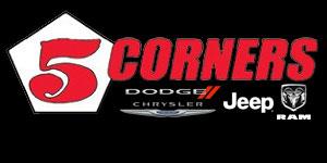 5 Corners Dodge - Snow Plow Dealer Cedarburg, WI 53012